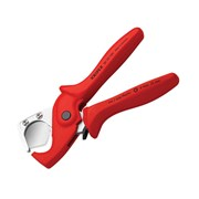 Knipex Plastic Conduit Pipe / Hose Cutter 25mm Diameter