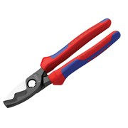 Knipex Cable Shears Twin Cutting Edge