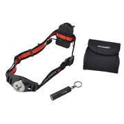 LED Lenser Twin Pack With H3 Head Torch & K2 Key Light