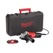 Milwaukee AG800-115 Angle Grinder Set 115mm