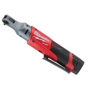 "Milwaukee M12 FIR14 Fuelâ""¢ Sub Compact 1/4in Impact Ratchet"