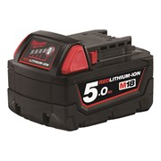 "Milwaukee M18 B REDLITHIUM-IONâ""¢ Slide Battery Packs 18 Volt"