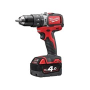 Milwaukee M18BLPD-402C Brushless Combi Drill 18 Volt 2 x 4.0Ah Li-Ion