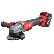 "Milwaukee M18 CAG115XPDB 115mm Fuelâ""¢ Brushless Angle Grinder 18 Volt"