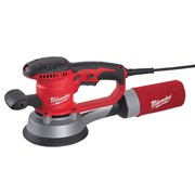 Milwaukee ROS 150E-2 150mm Random Orbital Sander 440 Watt 240 Volt