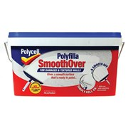 Polycell SmoothOver Damaged / Textured Walls