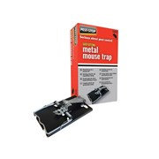 Pest-Stop Systems Easy Setting Metal Mouse Trap (Boxed)