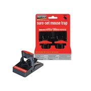 Pest-Stop Systems Sure-Set Mouse Trap Pack of 2