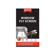 Rentokil Window Fly Screen