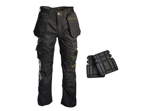 Roughneck Clothing Holster Work Trouser & Knee Pads