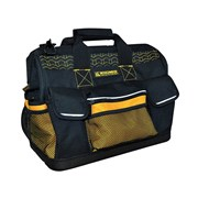 Roughneck Clothing Wide Mouth Tool Bag 16in