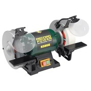 Record Power RPBG8 200mm Bench Grinder 500 Watt 240 Volt
