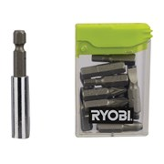 Ryobi RAK16FP Flat Pack Furniture Screwdriver Bit Set of 16