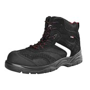 Bobcat Low Ankle Hiker Boot Black