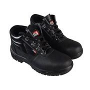 Dual Density Chukka Boots Black