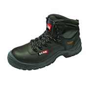 Lynx Brown Safety Boots S1P