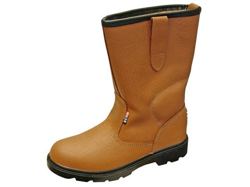 Scan Texas Dual Density Lined Rigger Boots