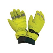 """Scan """"Hi-Visibility Gloves, Yellow"""""""