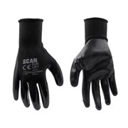 Scan Inspection Seamless Gloves Large (12 Pack)