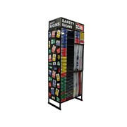 Scan Signs Display - 144 Signs (combi Stand)