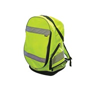 Hi-Visibility Backpack Yellow