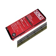 Senco Chisel Smooth Brad Nails Galvanised 15G