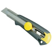 Stanley Tools DynaGrip Snap-Off Blade Knife 18mm
