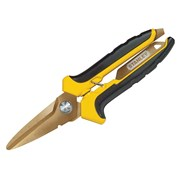 Stanley Tools Titanium Coated Shears Straight Cut 200mm