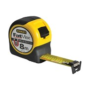 Stanley Tools FatMax Blade Armor Magnetic Tape 8m (Width 31.7mm)