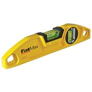 Stanley Tools FatMax Magnetic Torpedo Twin Vial Level 228mm (9in)