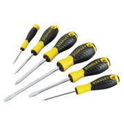 Stanley Tools 0-60-208 Essential Screwdriver Set of 6 PH/SL