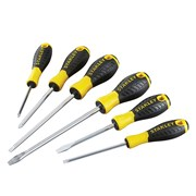 Stanley Tools 0-60-209 Essential Screwdriver Set of 6 PH/SL