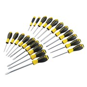 Stanley Tools 0-60-213 Essential Screwdriver Set of 20