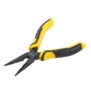 "Stanley Tools ControlGripâ""¢ Long Nose Cutting Pliers 150mm"