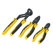 Stanley Tools Control Grip Plier Set of 3