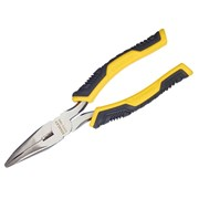 Stanley Tools Long Bent Nose Pliers
