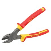 Stanley Tools VDE Heavy-Duty Diagonal Cutting Pliers