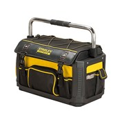Stanley Tools FatMax Plastic Fabric Open Tote with Cover 50cm (20in)