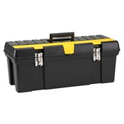 Stanley Tools Toolbox with Level Compartment 66cm (26 in)