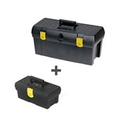 Stanley Tools Tool Box 19in + 12 1/2in Toolbox