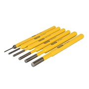 Stanley Tools Pin Punch Kit 6 Piece Set