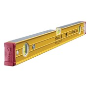 Stabila 96-2 Double Plumb Ribbed Box Section Spirit Levels