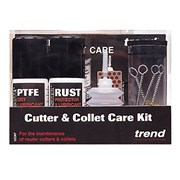 Trend CCC/KIT Cutter & Collet Care Kit