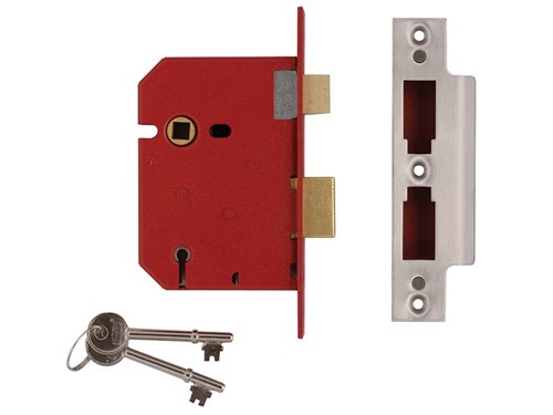 UNION 5 Lever Mortice Sashlocks - 2201