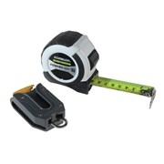 Komelon Powerble II Tape 8m/26ft With Clip