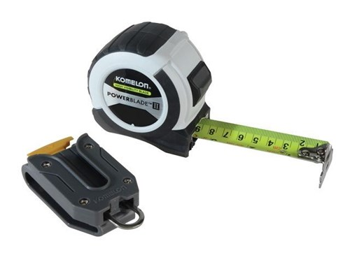 XMS Komelon Powerble II Tape 8m/26ft With Clip