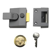 84 Standard Nightlatches 40mm Backset