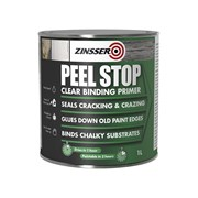 Zinsser Peel Stop Clear Binding Primer Paint 1 Litre