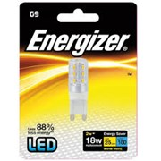 Energizer Lighting High Tech LED G9 Warm White 180lm