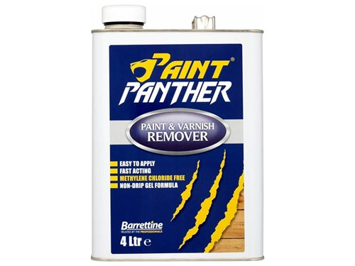 Paint Panther Paint & Varnish Remover / Stripper